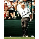 "Arnold Palmer Autographed 8"" x 10"" Photograph (Unframed)"