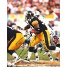 """Bam Morris Autographed Pittsburgh Steelers 8"""" x 10"""" Photograph (Unframed)"""
