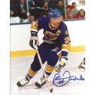 "Bernie Federko Autographed St. Louis Blues 8"" x 10"" Photograph (Unframed)"