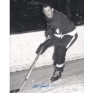 "Bill Gadsby Autographed 8"" x 10"" Photograph Hall of Famer (Unframed)"