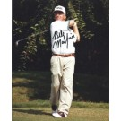 "Billy Mayfair Autographed Golf 8"" x 10"" Photograph (Unframed)"