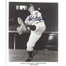 "Bob Feller Autographed Cleveland Indians 8"" x 10"" Photograph Hall of Famer (Unframed)"