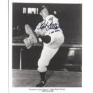 "Bob Feller Autographed Cleveland Indians 8"" x 10"" Photograph (Hall of Famer) (Unframed)"