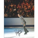 "Bryan Boitano Autographed Skating 8"" x 10"" Photograph (Unframed)"