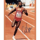 "Carl Lewis Autographed Track 8"" x 10"" Photograph (Unframed)"