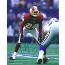 "Champ Bailey Autographed Washington Redskins 8"" x 10"" Photograph (Unframed)"