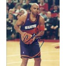 "Charles Barkley Autographed Phoenix Suns 8"" x 10"" Photograph (Unframed)"