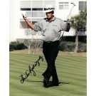 """Chi Chi Rodriguez Autographed Golf 8"""" x 10"""" Photograph (Unframed)"""