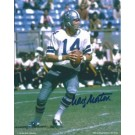 "Craig Morton Autographed Dallas Cowboys 8"" x 10"" Photograph (Unframed)"