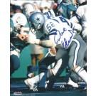 "Dave Edwards Autographed Dallas Cowboys 8"" x 10"" Photograph (Unframed)"