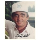 "Dave Hill Autographed Golf 8"" x 10"" Photograph (Unframed)"