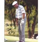 """DA Weibring Autographed Golf 8"""" x 10"""" Photograph (Unframed)"""