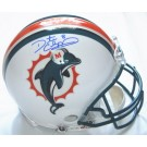 Daunte Culpepper Autographed Miami Dolphins Authentic Full Size Helmet