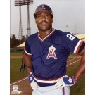 """Don Baylor Autographed California Angels 8"""" x 10"""" Photograph (Unframed)"""