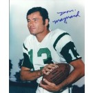 "Don Maynard Autographed New York Jets 8"" x 10"" Photograph Hall of Famer (Unframed)"