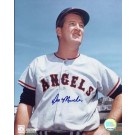 """Don Mincher Autographed California Angels 8"""" x 10"""" Photograph (Unframed)"""