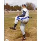 """Don Newcombe Autographed Brooklyn Dodgers 8"""" x 10"""" Photograph (Unframed)"""