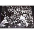 "Duke Snider ""At Bat"" Autographed Brooklyn Dodgers 16"" x 20"" Photograph Two Time World Series Champion (Unframed)"