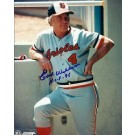 "Earl Weaver Autographed Baltimore Orioles 8"" x 10"" Photograph with ""HOF 96"" Inscription (Unframed)"
