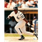 "Frank ""The Big Hurt"" Thomas Autographed Chicago White Sox 8"" x 10"" Photograph (Unframed)"