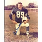 "Gino Marchetti Autographed Baltimore Colts 8"" x 10"" Photograph Hall of Famer (Unframed)"