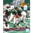"""Glenn Foley Autographed New York Jets 8"""" x 10"""" Photograph (Unframed)"""