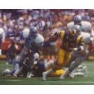 """Greg Bell Autographed Los Angeles Rams 8"""" x 10"""" Photograph (Unframed)"""