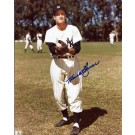 "Hank Bauer Autographed New York Yankees 8"" x 10"" Photograph (Deceased) (Unframed)"