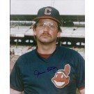 "Jamie Easterly Autographed Cleveland Indians 8"" x 10"" Photograph (Unframed)"