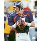 """John Elway Autographed Denver Broncos 8"""" x 10"""" Action Photograph Super Bowl XXXII (Unframed)"""