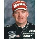 "Jeff Burton Autographed Racing 8"" x 10"" Photograph (Unframed)"