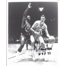 "Jerry West Autographed Los Angeles Lakers 8"" x 10"" Photograph Hall of Famer (Unframed)"