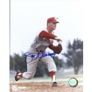 "Jim Bunning Autographed Philadelphia Phillies 8"" x 10"" Photograph (Unframed)"