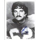 """Jim Langer Autographed Miami Dolphins 8"""" x 10"""" Photograph Hall of Famer (Unframed)"""
