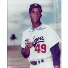 "Joe Black Autographed Brooklyn Dodgers 8"" x 10"" Photograph (Deceased) (Unframed)"