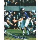 "Joe Kapp Autographed Minnesota Vikings 8"" x 10"" Photograph (Unframed)"