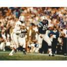 "John Mackey Autographed Baltimore Colts 8"" x 10"" Photograph (Unframed)"