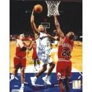 "Juwan Howard Autographed Washington Wizards 8"" x 10"" Photograph (Unframed)"