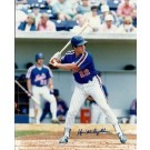 "Kevin McReynolds Autographed New York Mets 8"" x 10"" Photograph (Unframed)"