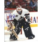 "Kirk McLean Autographed 8"" x 10"" Photograph (Unframed)"