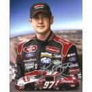 """Kurt Busch Autographed Racing 8"""" x 10"""" Photograph (Unframed)"""