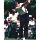 "Lanny Wadkins Autographed Golf 8"" x 10"" Photograph (Unframed)"