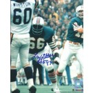 """Larry Little Autographed Miami Dolphins 8"""" x 10"""" Photograph Hall of Famer (Unframed)"""