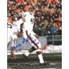 "Leroy Kelly Autographed Cleveland Browns 8"" x 10"" Photograph Hall of Famer (Unframed)"