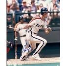 """Luis Gonzales Autographed Houston Astros 8"""" x 10"""" Photograph (Unframed)"""