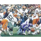 "Lydell Mitchell Autographed Baltimore Colts 8"" x 10"" Photograph (Unframed)"