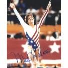 "Mary Lou Retton Autographed Gymnastics 8"" x 10"" Photograph (Unframed)"