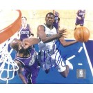 "Michael Finley Autographed Dallas Mavericks 8"" x 10"" Photograph (Unframed)"