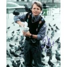 "Michael J Fox Autographed 8"" x 10"" Photograph (Unframed)"
