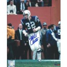 "Mike Curtis Autographed Baltimore Colts 8"" x 10"" Photograph (Unframed)"